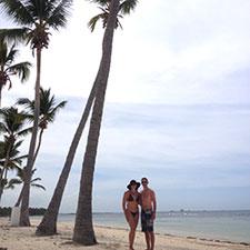Me-and-Steve-Punta-Cana