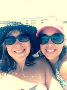 Beaching Sisters