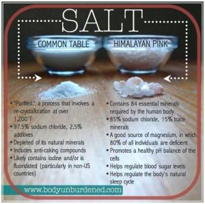 Himalayian Salt