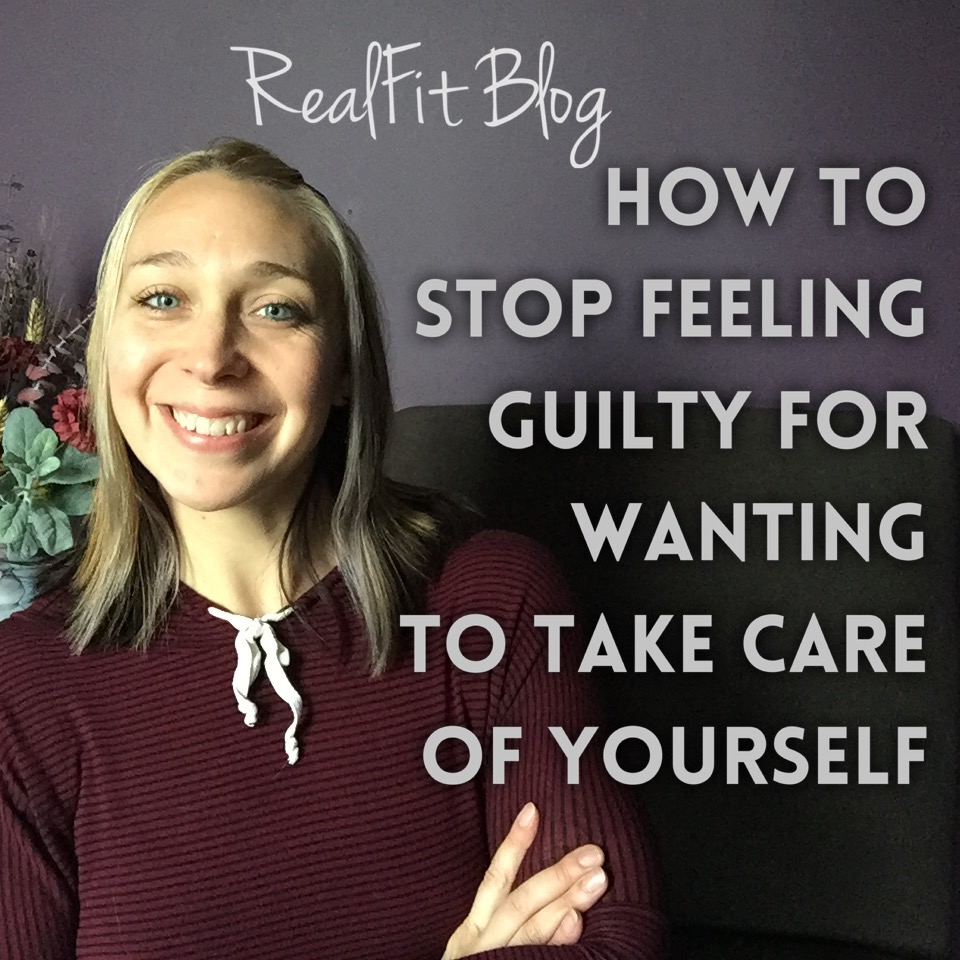 How To Stop Feeling Guilty For Wanting to Take Care of Yourself