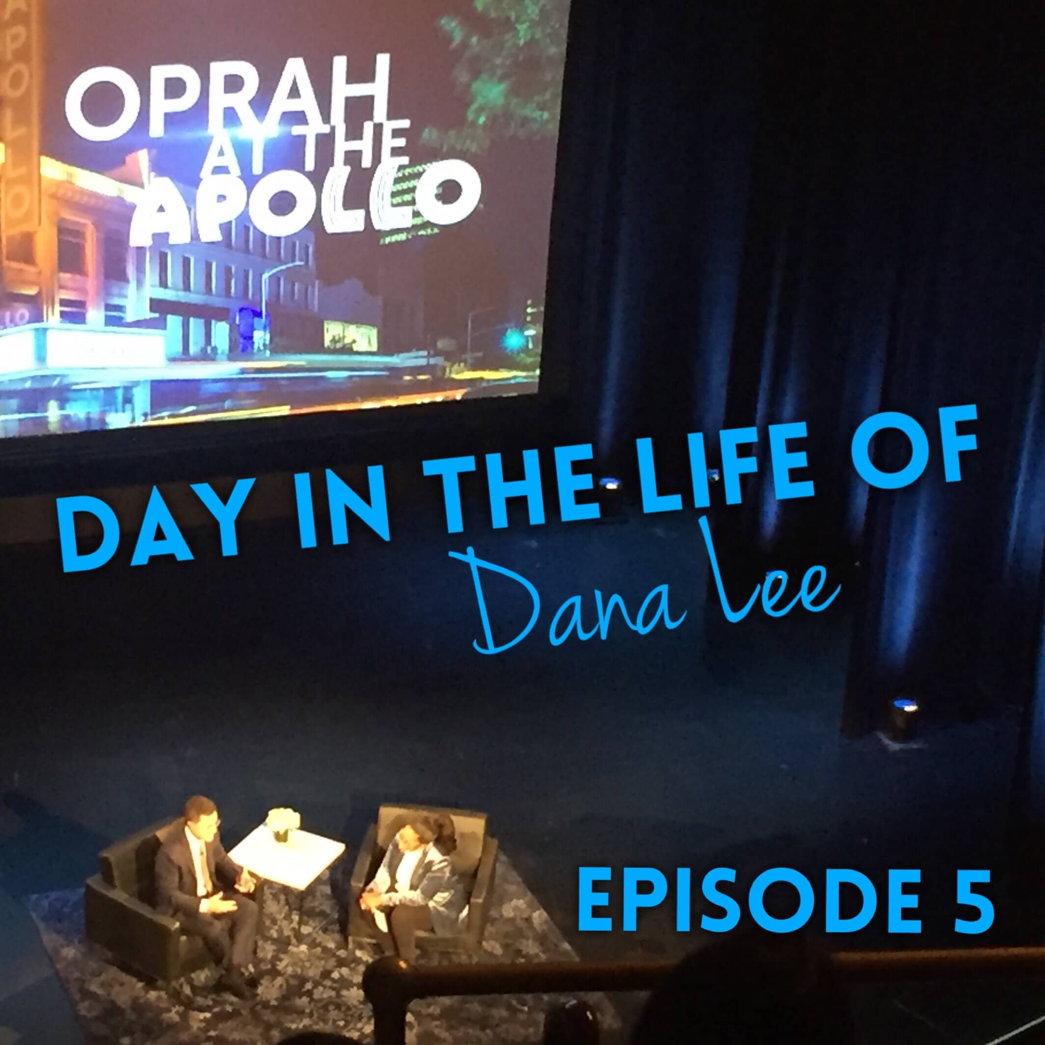 DITL Episode 5: Oprah LIVE at the Apollo + Winter Olympic HIIT Workout