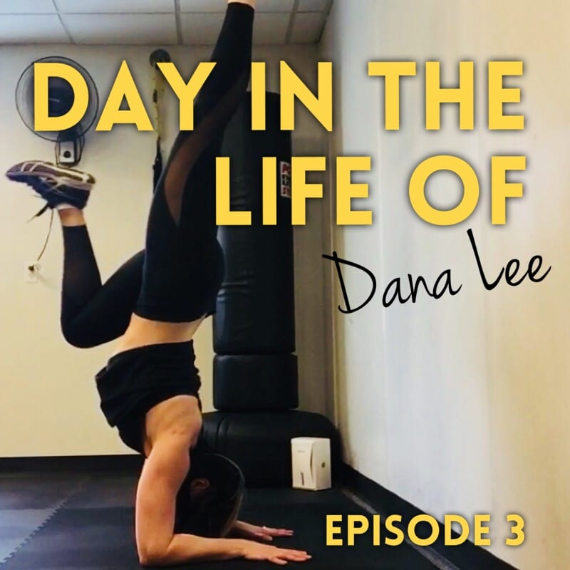 DITL Episode 3: My Husband Drilled Holes in Our Coffee Table & The Dog Ate My Yoga Homework