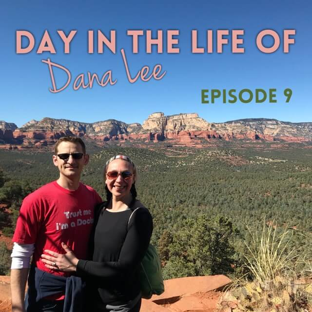 DITL Episode 9: Hiking the Devil's Bridge in Sedona + Phit HIIT Workout in Phoenix