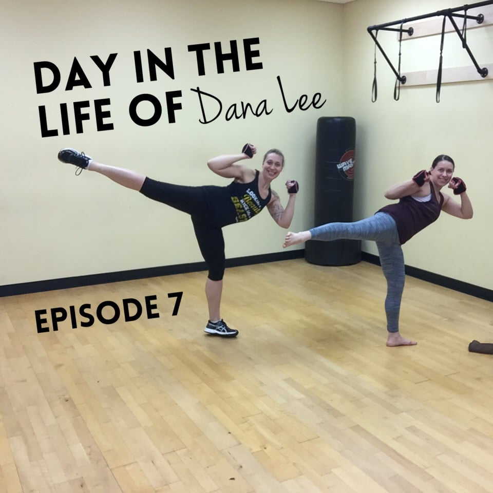 DITL Episode 7: Does Intuitive Eating Work for Weight Loss? + How to Look Like a Beauty & Kick Like a Beast!